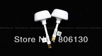 2pcs 5.8g Antenna&Skew Planar W/ L TYPE SMA straight connector, Audio Video FPV TX+RX mushroom Freeshipping