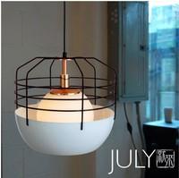 Modern minimalist style fashion creative cute big chandelier-style restaurant Titlis