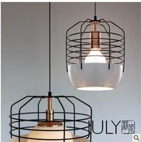 Modern minimalist style fashion creative cute style restaurant Titlis chandelier - small