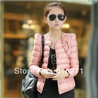 Winter new han edition cultivate one's morality short thickening cotton-padded clothes coat down cotton-padded jacket    C174