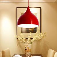Personalized fashion modern bar counter single wrought iron pendant light