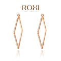 ROXI Christmas simple style  straight line,Ladies fashion dinner ornaments,Pure hand made bring you different elegant,2020803680