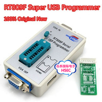Free Shipping  RT809F Serial ISP/ USB Programmer Repair Tools 24-25-93 serise IC RTD2120 Better then EP1130B