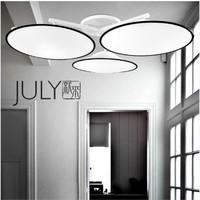 Scandinavian minimalist modern designer lamp IKEA Ceiling three bedroom ceiling lights outline