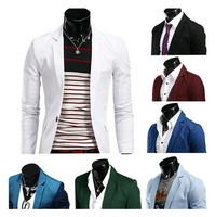 New Fashion Veste Stylish Men's Suit Jackets, Men's Blazer Coat, Business Suit, Formal Suit,7 colors Size: M-L-XL-XXL XXXL R1349