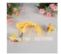 10pc/lot China Freeshiping Despicable Me Cartoon Figure Style Stereo 3.5mm Jack Earphone headphones