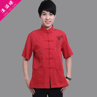 Summer work wear male work wear tang suit work wear clothes