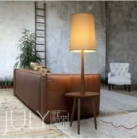 IKEA designers paragraph minimalist modern symphony wood floor lamp floor lamp