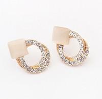Cuicanduomu - diamond elegant eye stud earring cxt99455