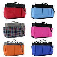 Free Shipping New Arrival Large Capacity Waterproof Women Travel Cosmetic Bag Handbag Organizer for Sundries