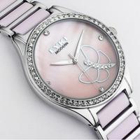 Eyki quartz watch abdicate of zhi wei fashion watch rhinestone ceramic table the trend of the female form watch fashion table