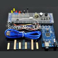 Mega 2560 R3 Kit for Arduino DIY Basic Tool for Arduino FZ0559 Freeshipping Dropshipping