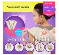 neck massager, neck, shawls, shoulder, waist, hip and leg massage