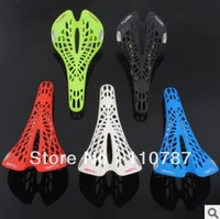 MTB bicycle mountain bike seat cushion spider cobwebs mountain bike saddle seat ultralight.