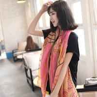 2013 women's soft thermal bali yarn scarf intellectuality elegant cape