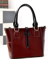 TZX203 Free shipping Womens PU Leather Crossbody Shoulder Bag  Handbag Messenger Satchel Medium Casual Clutch bag ,