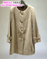 Mosaique 2013 autumn and winter comfortable wool overcoat 816a-80803 22octobre purchasing agent of special counter
