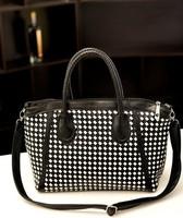 HX221 Free shipping Womens PU Leather Crossbody Shoulder Bag  Handbag Messenger Satchel Medium Casual Clutch bag ,