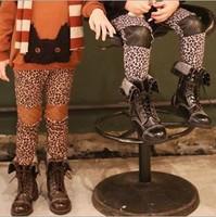 free shipping 5pcs/lot 75% cotton fashion Princess kids zebra leggings christmas tights leggings kids leggings for girls