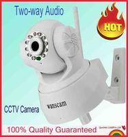Wanscam (Model JW0008)- best Security P2P Wi-fi WiFi Wireless Night View Audio Mini Indoor White IP Camera