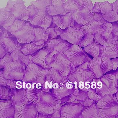 Livraison gratuite 1000pcs/lot 15 couleurs pour le choix de décoration mariage fleurs de soie rose bouquet de pétales de fleurs