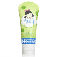 Free shipping Yumeijing fruits Dream 80g Granny Smith green apple moisturizing cleanser child care