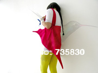 FREE SHIPPING 2013 Fashion original design big humming bird parrot shoulder bag Retro personality messenger bag