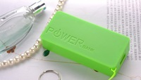 wholesale 100 pieces 1 lot nice new 5600mAh perfume USB External Backup Battery charger for iPhone Samsung HTC