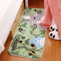 High quality totoro mats sliding door mats cartoon mats