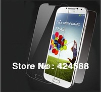 Promotion 10pcs/lot Clear LCD Screen Protector Guard For Samsung Galaxy S4 SIV i9500 Screen Protective Film