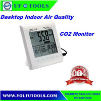 CEM DT-802 0~9999ppm Desktop Indoor Air Quality CO2 Monitor Multifunction Environment Meter carbon dioxide Monitor