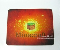 Free shipping minecraft mouse pad  Anime mouse pad creeper gift minecraft mouse pad