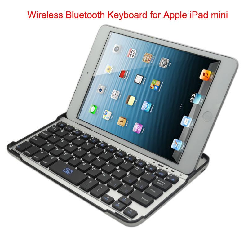 Mini bluetooth keyboard for iphone ipad