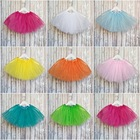 10 pcs Kid Girl Cute Tutu Skirt Princess Dressup Party Costume Ballet Dancewear Worldwide FreeShipping(China (Mainland))