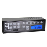 Dual Band Factory Price Car Radio With AUX-IN