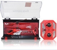 3.5 through new small shatterproof light alloy remote control helicopter RC Toy