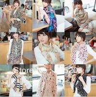 Autumn and winter scarf shawls scarves shawls and chiffon scarf