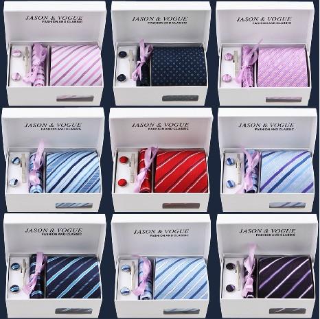 Мужской галстук Other 6pcs/100% Gravatas , J01 B0073