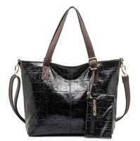 BUY 1 GET 3 BAG WEIDIPOLO Brand Women Leather Handbag Crocodile Designer New Fashion Shoulder Messenger Bag Promotion B192
