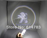 Door light replace!!For peugeot 408 508 CRZ specify 3W Led door logo light projector, Ghost Shadow welcome light laser lamp