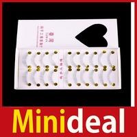 rising stars [MiniDeal] 10 Pairs Makeup Handmade Natural Fashion Long False Eyelashes 29 Hot hot promotion!
