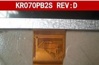 Newman Newsmy T7 LCD screen in KR070PB2S REV:D (disassemble the original screen)
