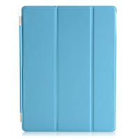 For ipad Air ipad5 Ultra Thin Smart Magnetic Case Cover for ipad Air ipad 5,1pcs/lot,free style+shipping