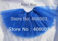 Free shipping royal blue tutu