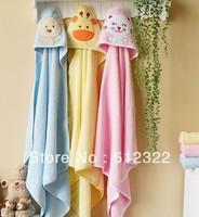 Free shipping!Retail Carter's newborn baby bathrobe,baby blankets, bath towel,multicolor 1pc
