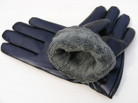New Hot Sell Motorcycle Soft PU Leather Warm Gloves Wholesale GLOVES-13103078