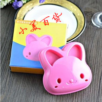 Rabbit sandwich mould bread mould sushi mould rice cake mould