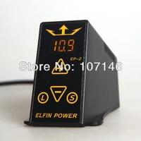 ELFIN POWER EP-2 Digital Tattoo Power Supply LCD Tattoo Power For Beauty Tattoo Art