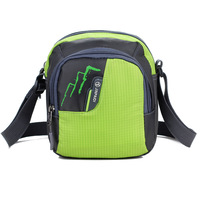 2013 sports bag messenger bag nylon shoulder bag outdoor backpack