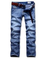 Free Shipping 2013 New Style skinny jean High Quality Retail Brand Designer Slim Straight Men Denim Jeans Pants